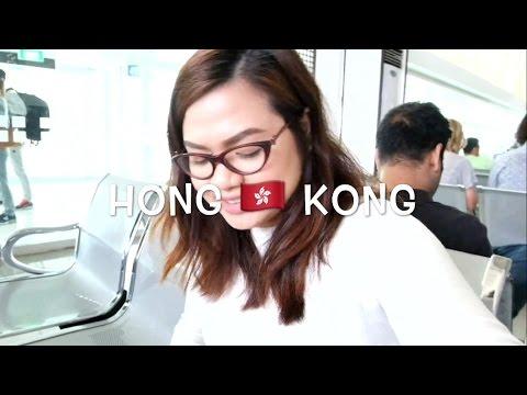 VLOG#15: HONG KONG DAY 1 | missMINEchin Travel