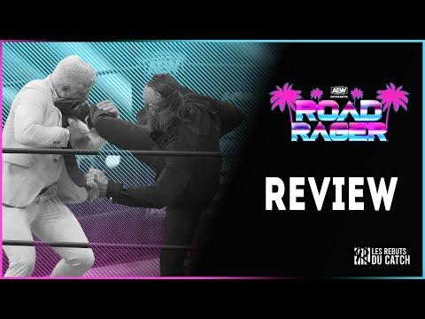 Review AEW ROAD RAGER :Malakai Black is AEW, il est trop Dark !!