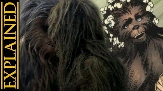 Chewbacca's Family - Solo: A Star Wars Story