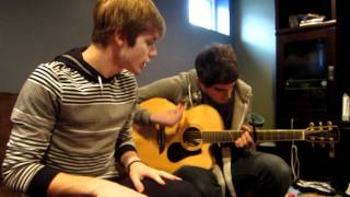Paradise Fears- Stereo Hearts (acoustic cover)