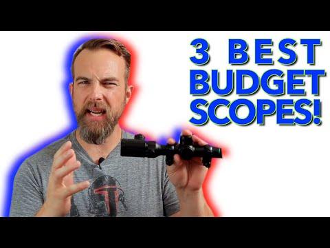 3 Best Budget AR Rifle Scopes! - TGC Reviews