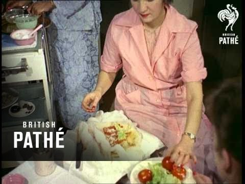 Beauty Hints 1957