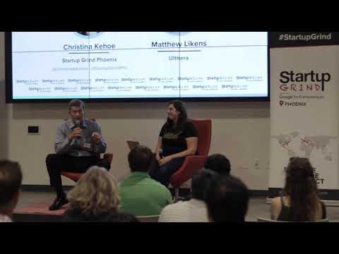 Mathew Likens (Ulthera)- Startup Grind Phoenix