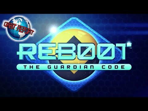 ReBoot: The Guardian Code Trailer - Orbit...