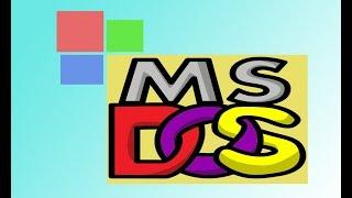 Як встановити MS-DOS