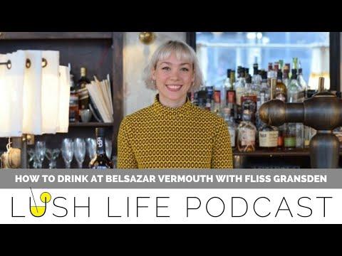 Fliss Gransden, UK Brand Ambassador, Belsazar Vermouth