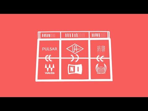 Présentation du Plug-In UAD century tube channel strip
