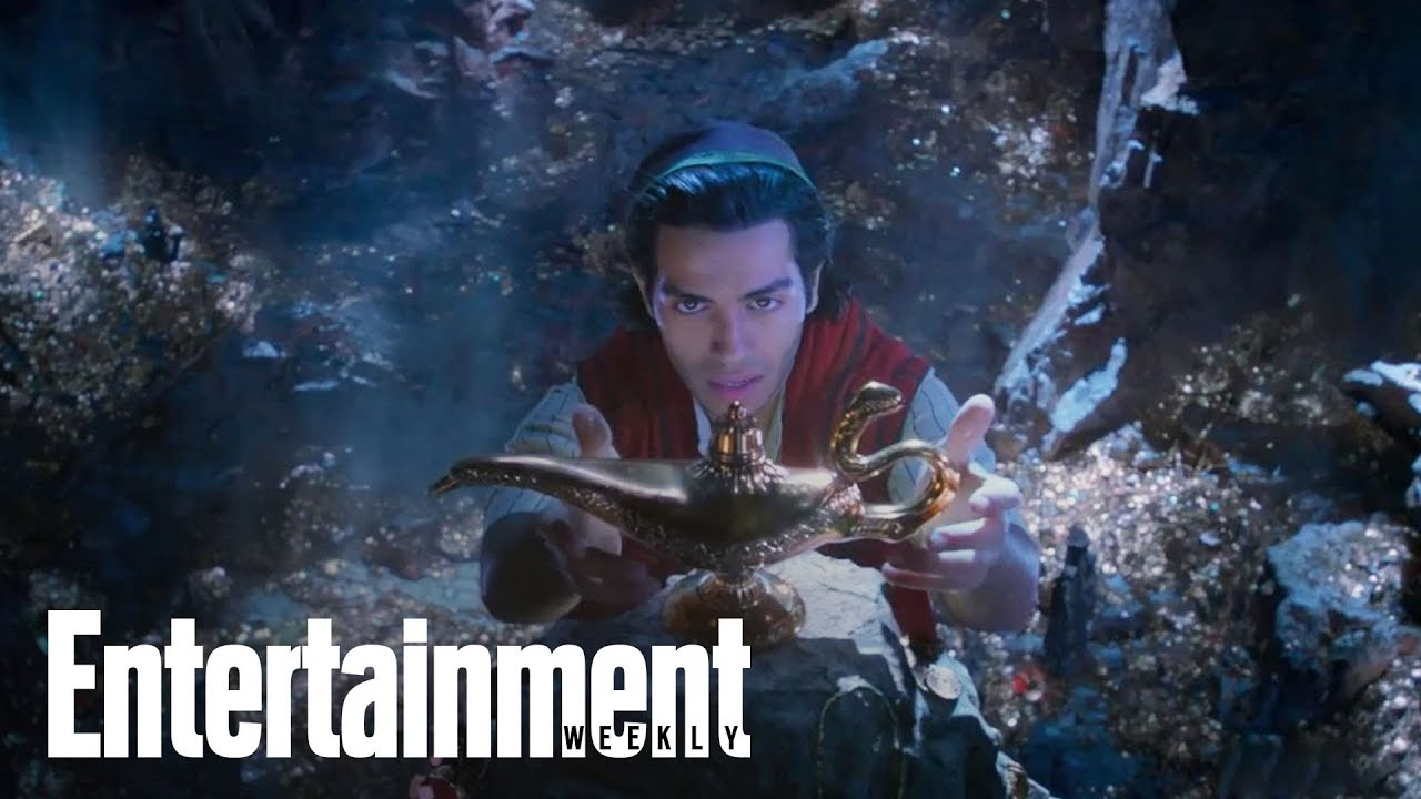 Aladdin Exclusive First Look Cover Shoot Entertainment Weekly