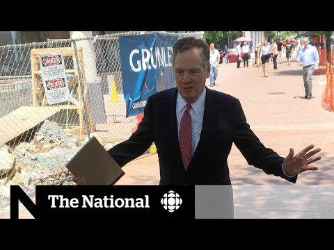 Meeting U.S. NAFTA deadline looks unlikely