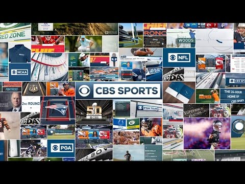 CBS Sports 2016 Rebranding
