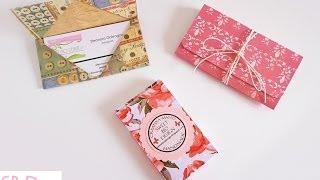 Scrap 3 Porta Carte O Biglietti Da Visita - 3 Cards & Business Card Holders