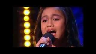 """(Vietsub) Cô bé 11 tuổi khiến giám khảo kinh ngạc với """"One night only"""" (Britain"""