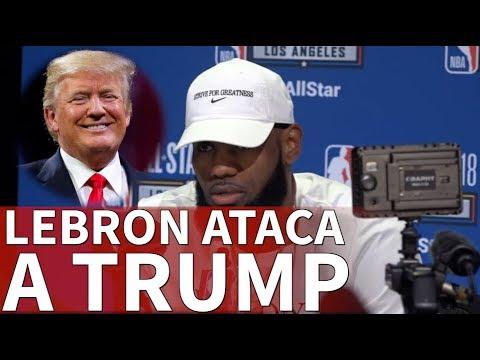 LeBron James ataca a Donald Trump por el tiroteo de Florida | Diario AS