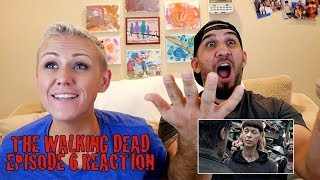 """The Walking Dead Season 8 Episode 6 """"The King, the Widow, and Rick"""" Reaction - SPOILER"""