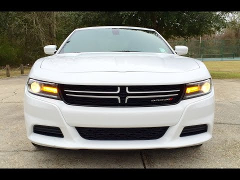 2015 Dodge Charger Full Review / Test Drive / Exhaust / Start Up