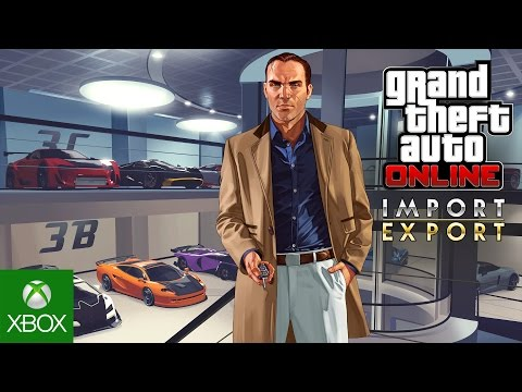 GTA Online: Import/Export Trailer