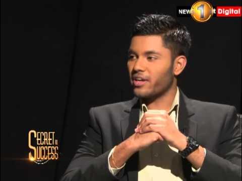 News1st Secret to Success with Chandran Ratnam