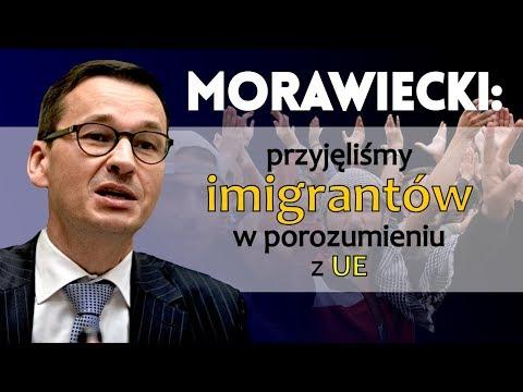 Morawiecki: przyjęliśmy imigrantów w porozumieniu z UE. K&Ch NAŻYWO w IPPTV 20.08.2018