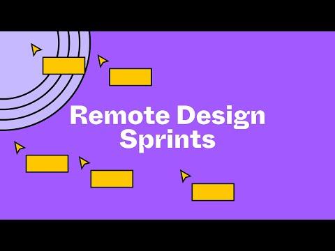 In the file: Remote design sprints