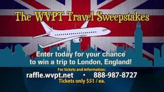 WVPT Travel Sweepstakes! - Win a Trip to Highclere Castle