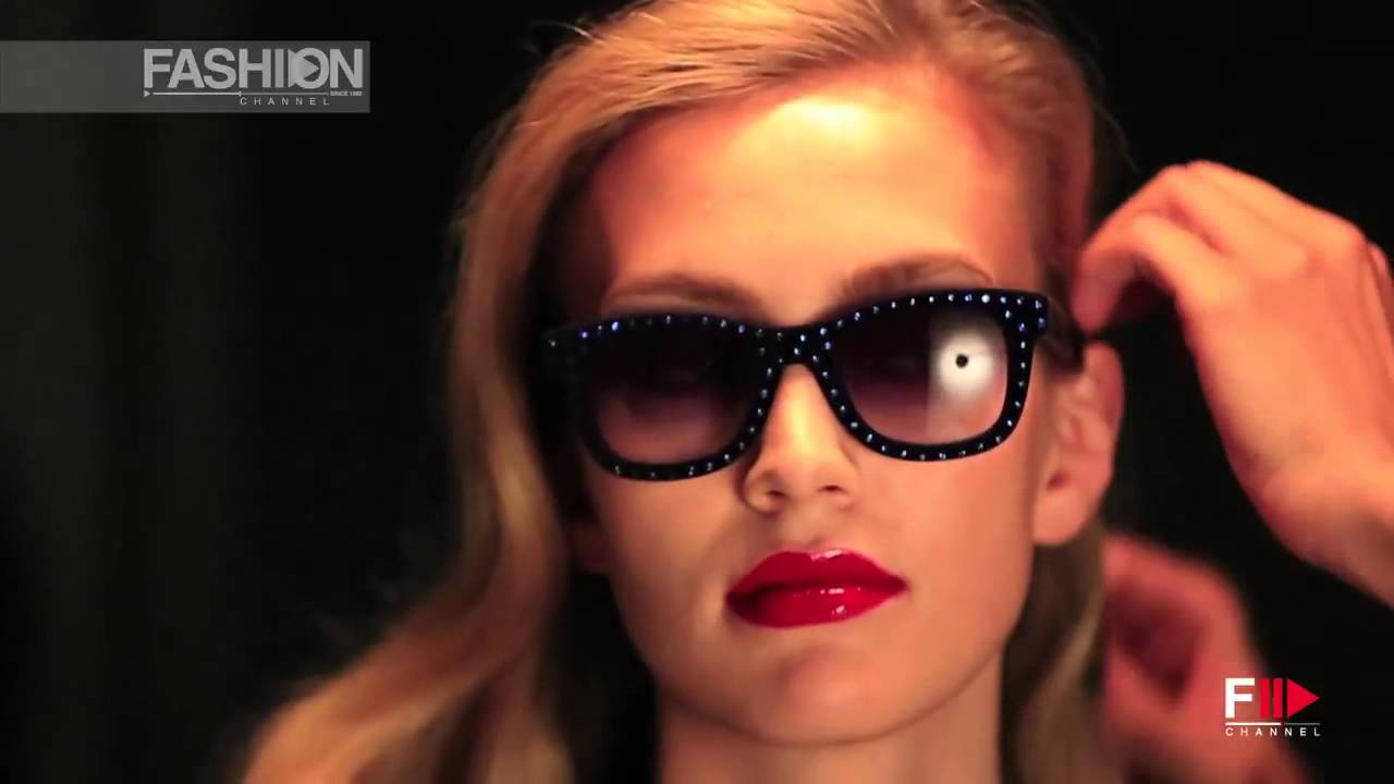 quotswarovski amp italia independentquot eyewear collection fall