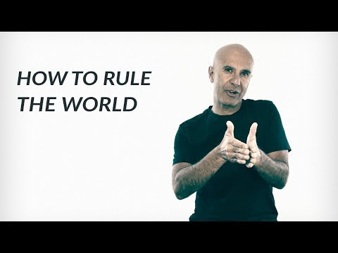 How To Rule The World | The Robin Sharma Mastery Sessions