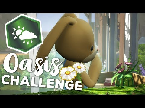 A Sudden Growth of Greenhouses!! 🌷🌞 SIMS 4: SEASONS • OASIS CHALLENGE • #16