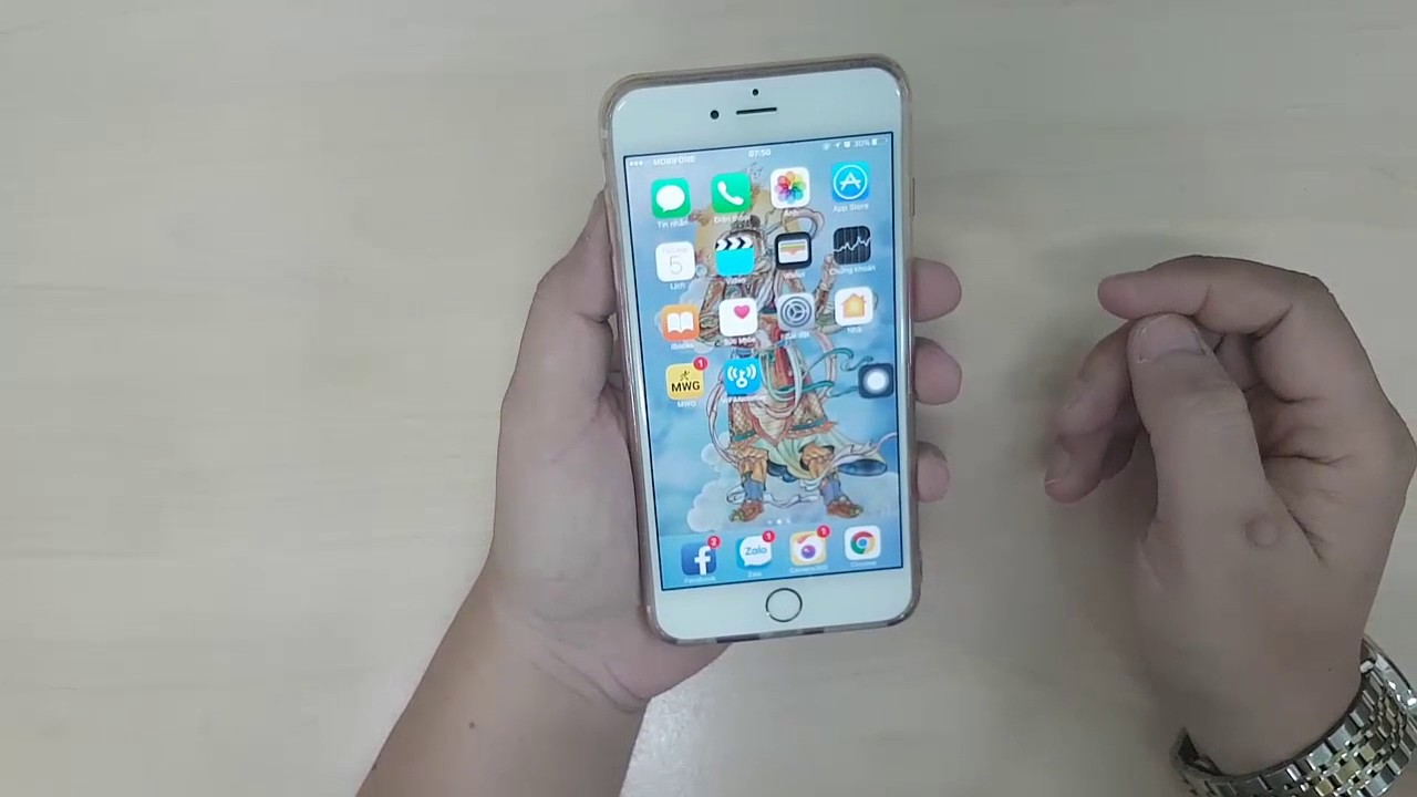 Cách Khóa Màn Hình Không Cần Phím Nguồn Trên iPhone, iPad