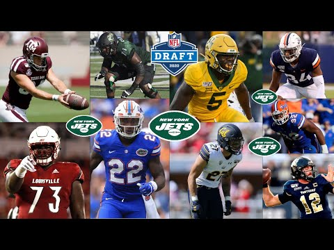 New York Jets 2020 NFL Draft Full Recap Video