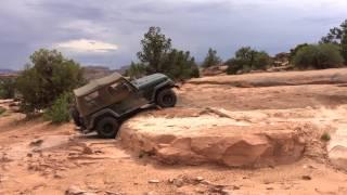 Gold Bar Rim Trail, Moab, UT 8/12/2014