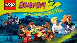 Лего Скуби ду игра как мультик.Видео для детей.LEGO Scooby Doo game as a cartoon.Videos for kids.