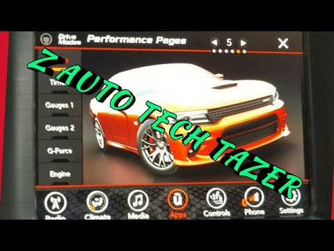 auto tech tazer charger rt   impressions youtube