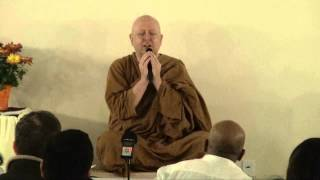 Ajahn Brahm -  The symbol of the lotus flower October 18, 2014