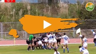 Liga Iberdrola de Rugby RESUMEN J10 - CRAT v Olimpico