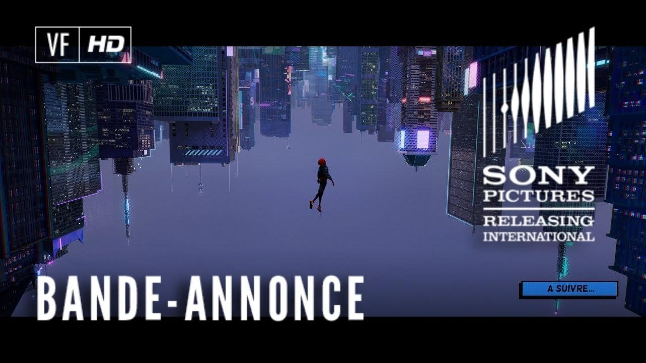 Spider-Man : New Generation - Première bande-annonce - VF