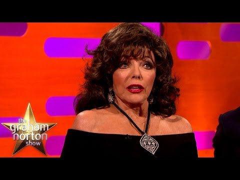 Dame Joan Collins Tells A Wonderful Story About Frank Sinatra  The Graham Norton