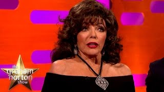 Dame Joan Collins Tells A Wonderful Story About Frank Sinatra - The Graham Norton Show