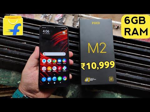 Poco M2 (6GB) - Flipkart First Sale Unit Unboxing & Review | ₹10,999 Me Tabahi Phone