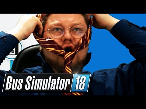 Busfahrer Kalle BEDROHT Fahrgäste! | Bus Simulator 2018