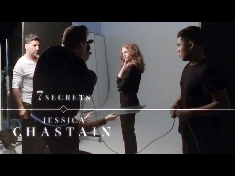 7 Secrets  Jessica Chastain  Variety Power of Women Cover Shoot
