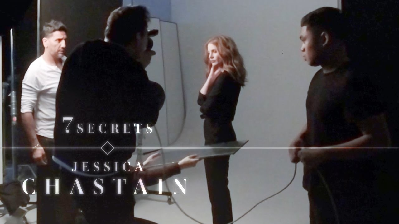 7 Secrets - Jessica Chastain - Variety Power of Women Cover Shoot