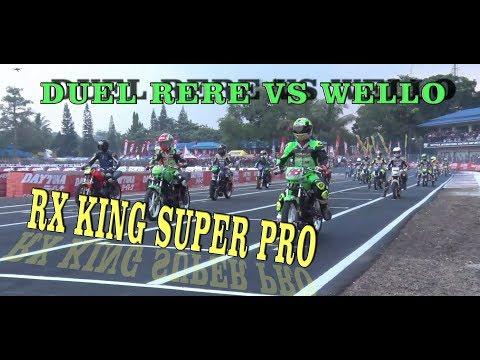 RX KING SUPER PRO 140cc OPEN RACE 2 (sentul 21 jully 2019)
