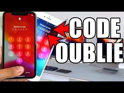 Déverrouiller Un IPhone Sans Mot De Passe : Code Perdu Ou Oublié