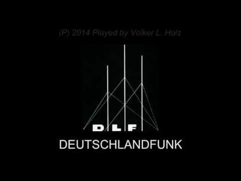 """RADIO-PAUSENZEICHEN - """"Deutschlandfunk"""" (DLF)"""