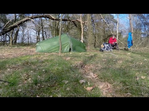 Holland Hike #3 – Wildcamp & foray into the forests of Ootmarsum [April 18-19, 2015]