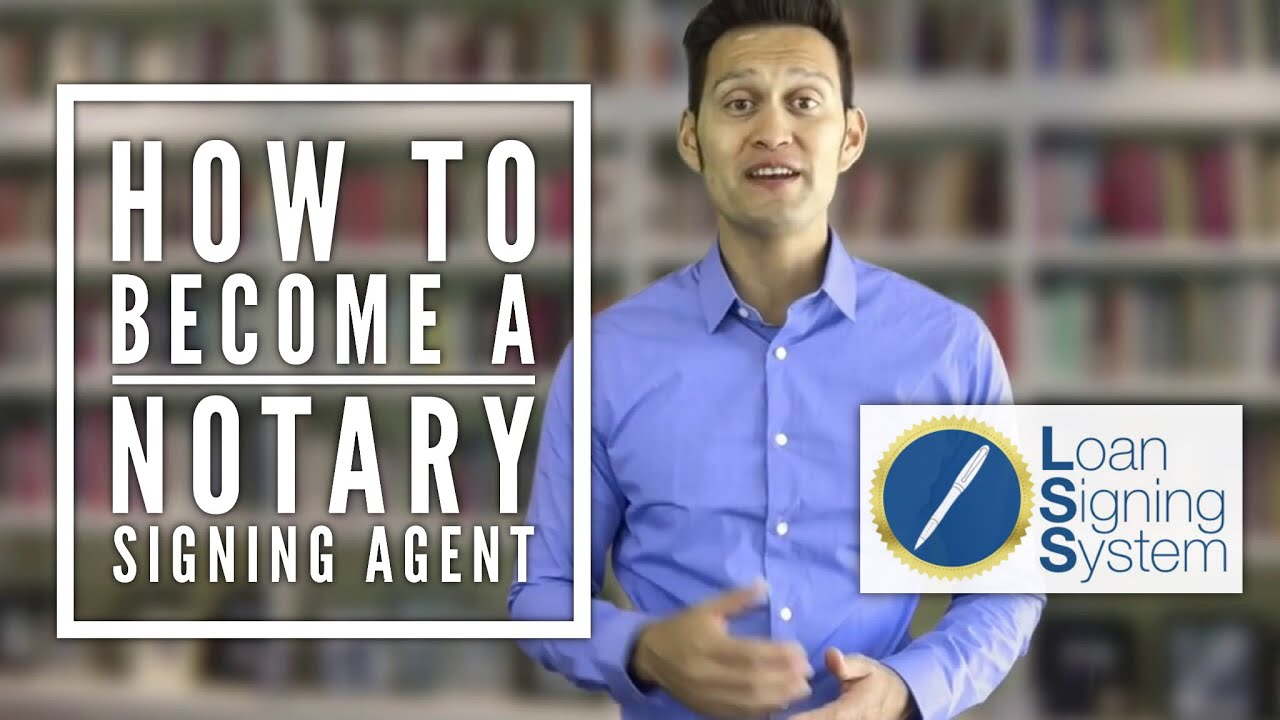 How to Become a Signing Agent