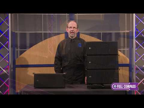 RCF HDL 6-A Active 2-Way Line Array Module Overview | Full Compass