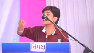 वाद विवाद प्रतियोगिता 2017 - सविता वर्मा, झुंझुनू, राजस्थान