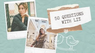 50 Questions With Liz Teo (@kylolizy)