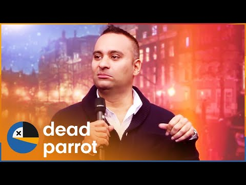 Russell Peters: Farting in front of my wife - Live From Amsterdam